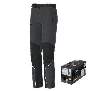 Softshellowe spodnie z membraną